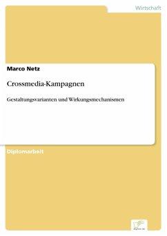 Crossmedia-Kampagnen (eBook, PDF) - Netz, Marco