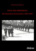 Unter dem Hakenkreuz: Die deutschen Feuerwehren 1933-1945 (eBook, PDF)