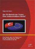 Der EU-Beitritt der Türkei: Eine unüberwindbare Hürde? (eBook, ePUB)