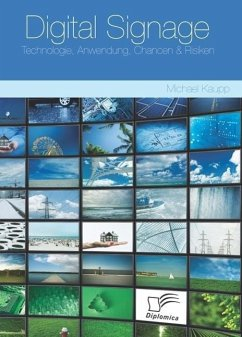 Digital Signage (eBook, ePUB) - Kaupp, Michael