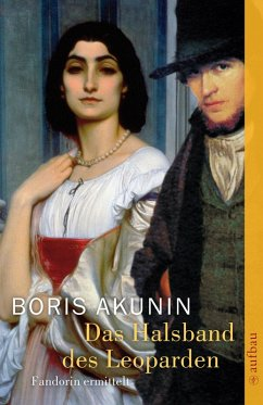 Das Halsband des Leoparden (eBook, ePUB) - Akunin, Boris