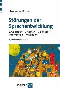 Störungen der Sprachentwicklung (eBook, PDF) - Grimm, Hannelore