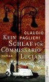 Kein Schlaf für Commissario Luciani / Commissario Luciani Bd.2 (eBook, ePUB)