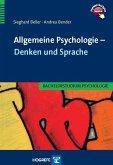 Allgemeine Psychologie - Denken und Sprache (eBook, PDF)