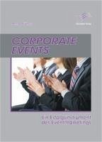 Corporate Events (eBook, PDF) - Kräher, Anna