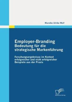 Employer-Branding: Bedeutung für die strategische Markenführung