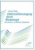 Elektrizitätserzeugung durch Windenergie (eBook, PDF)