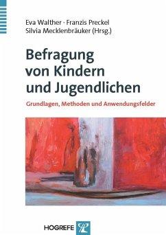 Befragung von Kindern und Jugendlichen (eBook, PDF)