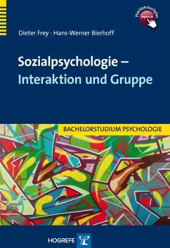 Sozialpsychologie - Interaktion und Gruppe (eBook, PDF) - Bierhoff, Hans-Werner; Frey, Dieter
