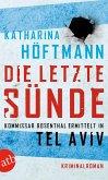 Die letzte Sünde / Kommissar Rosenthal Bd.1 (eBook, ePUB)