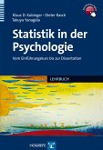 Statistik in der Psychologie (eBook, PDF)