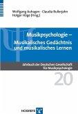 Musikpsychologie (eBook, PDF)