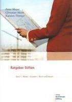 Ratgeber Stiften, Band 1 (eBook, ePUB) - Meyer, Petra; Meyn, Christian; Timmer, Karsten