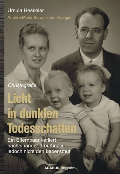 Licht in dunklen Todesschatten... Ein Elternpaar verliert nacheinander drei Kinder, jedoch nicht den Lebensmut (eBook, PDF) - Hesseler, Ursula