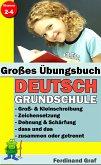 Großes Übungsbuch - Deutsch Grundschule (eBook, ePUB)
