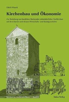 Kirchenbau und Ökonomie (eBook, PDF) - Waack, Ulrich