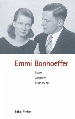 Emmi Bonhoeffer (eBook, PDF)