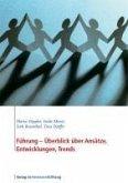 Führung - Überblick über Ansätze, Entwicklungen, Trends (eBook, PDF)