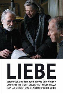 Haneke über Haneke (eBook, ePUB) - Haneke, Michael