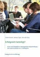 Erfolgreich beteiligt? (eBook, ePUB) - Kubicek, Herbert; Lippa, Barbara; Koop, Alexander