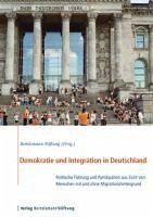 Demokratie und Integration in Deutschland (eBook, ePUB)