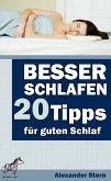 Besser schlafen (eBook, ePUB)