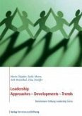 Leadership. Approaches - Development - Trends (eBook, PDF)