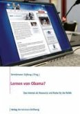Lernen von Obama (eBook, PDF)
