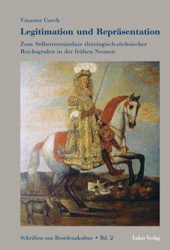 Legitimation und Repräsentation (eBook, PDF) - Czech, Vinzenz