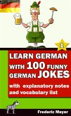Learn German with 100 funny German Jokes (eBook, ePUB)