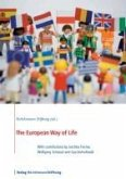 The European Way of Life (eBook, PDF)