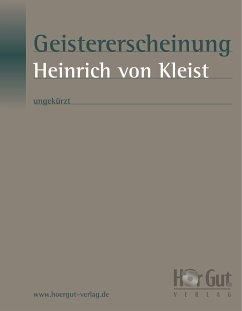 Geistererscheinung (eBook, ePUB) - Kleist, Heinrich von
