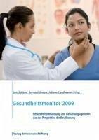 Gesundheitsmonitor 2009 (eBook, PDF)