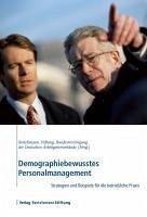 Demographiebewusstes Personalmanagement (eBook, PDF)