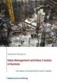 Values Management and Value Creation in Business (eBook, ePUB)