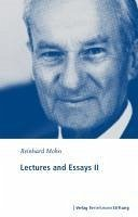 Lectures and Essays II (eBook, PDF) - Mohn, Reinhard