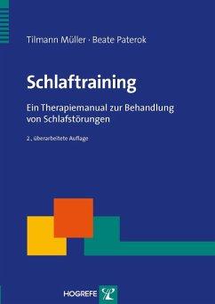Schlaftraining (eBook, PDF) - Müller, T.; Paterok, B.