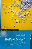 Ein Deut Deutsch (eBook, ePUB)