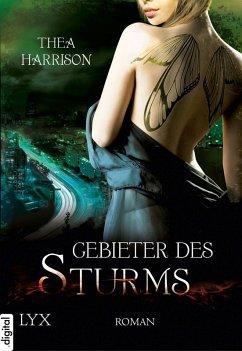 Gebieter des Sturms / Elder Races Bd.2 (eBook, ePUB) - Harrison, Thea
