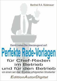 Perfekte Rede-Vorlagen (eBook, PDF)