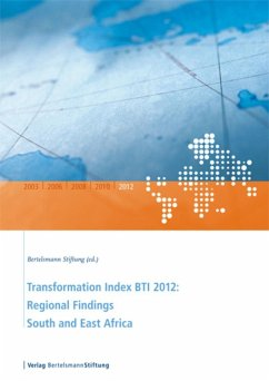 Transformation Index BTI 2012: Regional Findings South and East Africa (eBook, PDF)