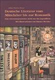 Deutsche Literatur vom Mittelalter bis zur Romantik (eBook, ePUB)