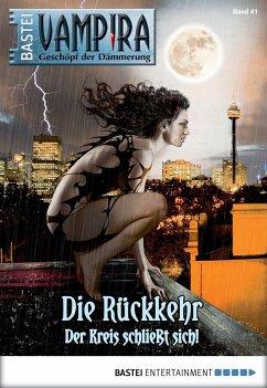 Die Rückkehr der Katze / Vampira Bd.41 (eBook, ePUB) - Doyle, Adrian