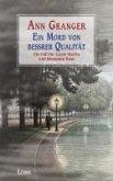 Ein Mord von bessrer Qualität / Ein Fall für Lizzie Martin und Benjamin Ross Bd.3 (eBook, ePUB)