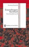 Enzensbergers Kursbuch (eBook, ePUB)