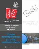 Claves mnemotécnicas para 1600 caracteres chinos (eBook, ePUB)