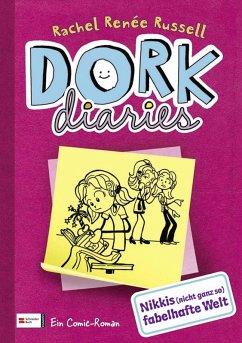 Nikkis (nicht ganz so) fabelhafte Welt / DORK Diaries Bd.1 (eBook, ePUB) - Russell, Rachel Renée