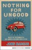 Nothing For UnGood (eBook, ePUB)
