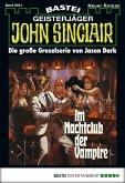 John Sinclair - Folge 0001 (eBook, ePUB)