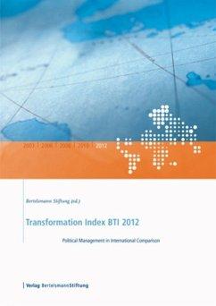 Transformation Index BTI 2012 (eBook, PDF)